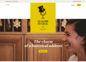 globeetcecilhotel.com