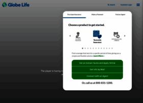 globelifeinsurance.com