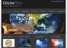 globesky.com