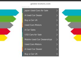 globiz-motors.com