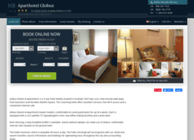 globus-hotel-krakow.h-rez.com