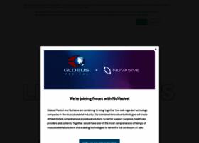globusmedical.com