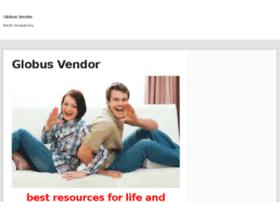 globusvendor.com