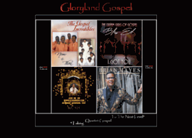 glorylandgospel.com