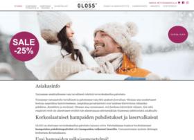 gloss.fi