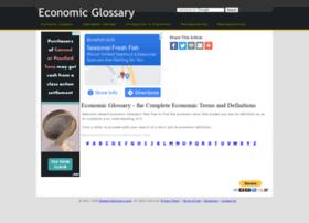 glossary.econguru.com
