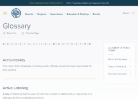 glossary.usip.org