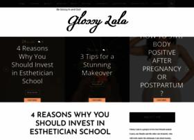 glossylala.com