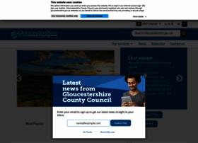 gloucestershire.gov.uk