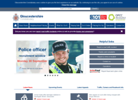 gloucestershire.police.uk