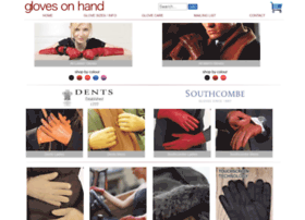 glovesonhand.co.uk