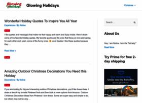 glowingholidays.com