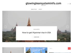 glowingleansysteminfo.com
