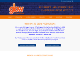 glowproductions.com.au