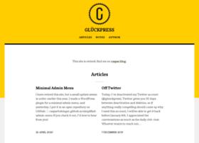 glueckpress.com