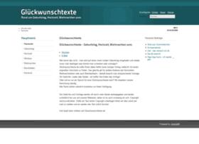 glueckwunschtexte.de