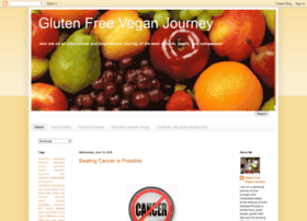 glutenfreeveganjourney.blogspot.com