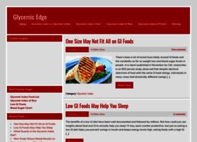 glycemicedge.com