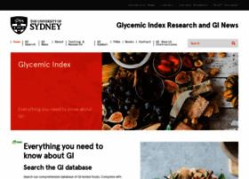glycemicindex.com