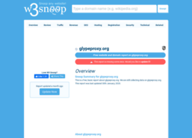 glypeproxy.org.w3snoop.com