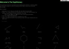 glyphtionary.com