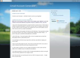 gmailaccountgenerator.blogspot.com