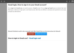 gmailcomsign.in