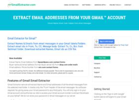 gmailextractor.com