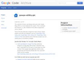 gmaps-utility-gis.googlecode.com