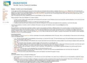 gmarathon.sourceforge.net