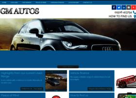 gmautos.co.uk