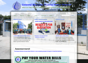 gmawaterdistrict.com