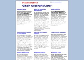 gmbh-geschaeftsfuehrer.com