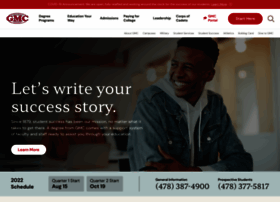 www.gmc.edu Visit site