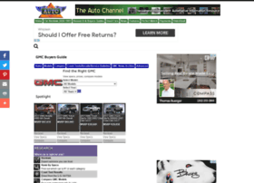 gmcbuyersguide.theautochannel.com