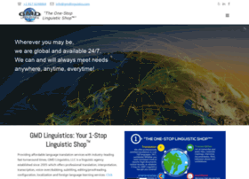 gmdlinguistics.com