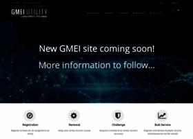 gmeiutility.org