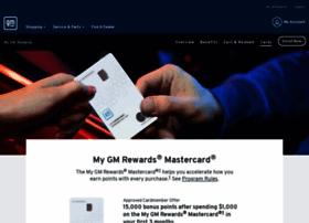 gmflexcard.com