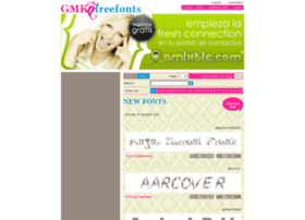 gmkfreefonts.com