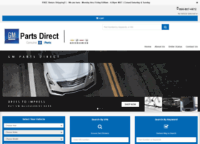 gmpartsdirect.co