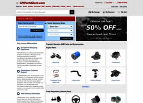 gmpartsgiant.com