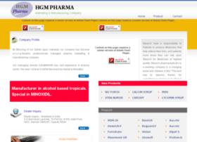 gmpharmaindia.com