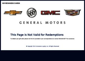 gmrewardscards.com