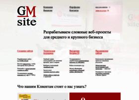 gmsite.ru