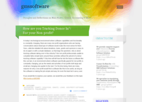 gmssoftware.wordpress.com