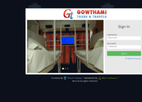 gmt.gowthamitravels.com