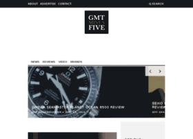 gmtminusfive.com