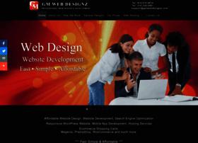 gmwebdesignz.com