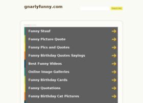 gnarlyfunny.com