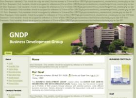 gndp.cigb.edu.cu